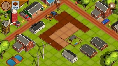 TractoRush : Cubed Farm Puzzle screenshot 3