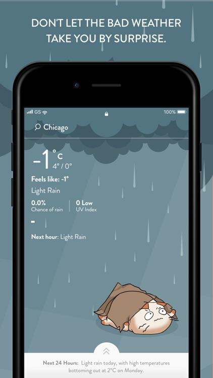 Weather Haru - Live Forecasts screenshot-4
