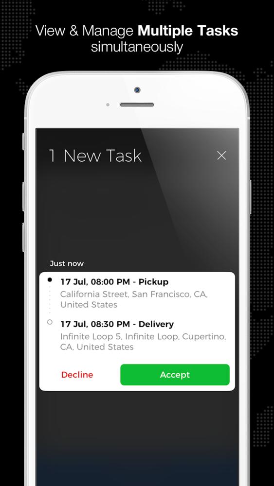 agent app on tookan