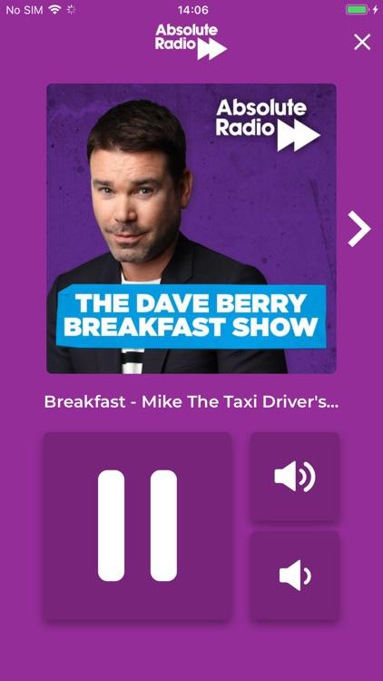Absolute Radio screenshot-4