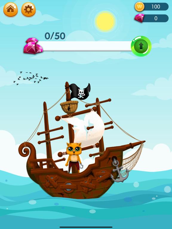 Word Pirates: Word Search Game screenshot 8