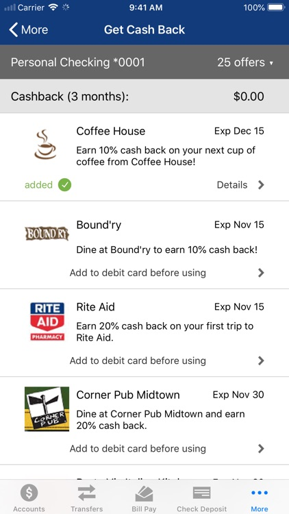 FAIRWINDS Mobile Banking screenshot-6