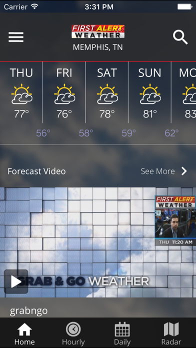 WMC5 First Alert Weather for Pc - Download free Weather app [Windows