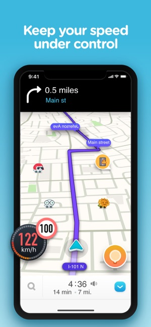 Waze Navigation & Live Traffic on the App Store