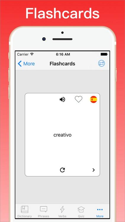Spanish Dictionary + © screenshot-5