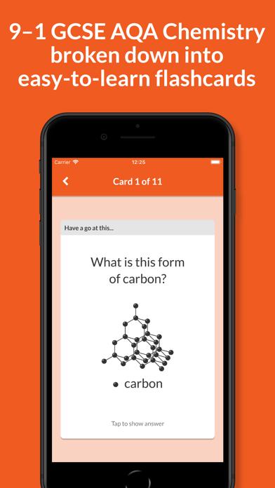 Key Cards GCSE AQA Chemistry