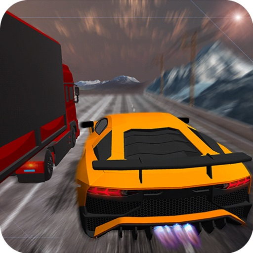 Traffic Police Chase Racer iOS App