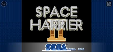 Space Harrier II Classic