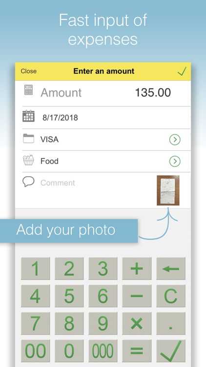 Expenses and Income Tracker screenshot-3