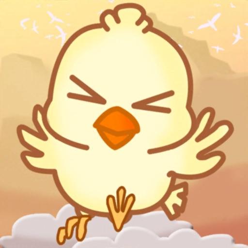 Happy Chicken The Super Chick