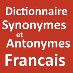 Synonymes et Antonymes