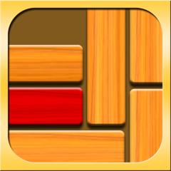 經典滑塊解謎遊戲 - Unblock Me Premium