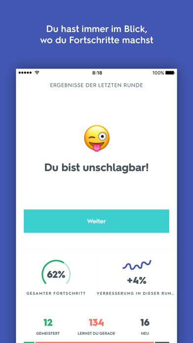 Screenshot for Quizlet Karteikarten-App in Germany App Store