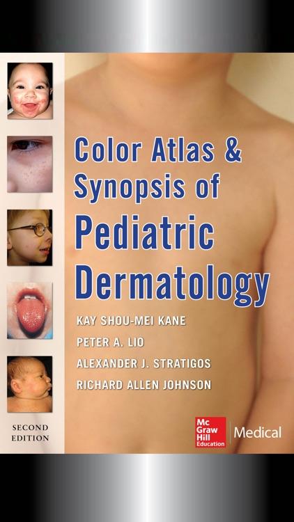 Atlas & Synopsis Ped Derm 2/E