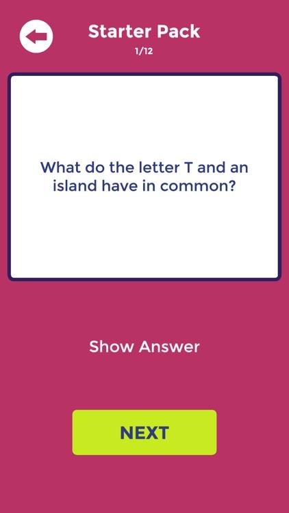 Riddles & Brain Teasers - Quiz