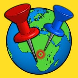 Destinator Geography Quiz Game