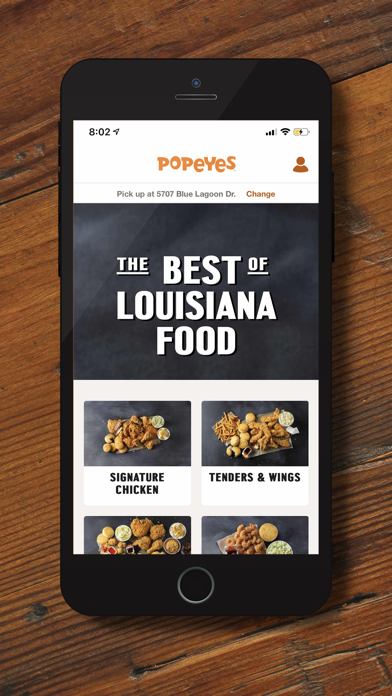 Popeyes® screenshot 5
