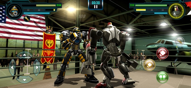Real Steel World Robot Boxing Screenshot