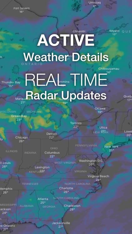 The Weather Forecast App screenshot-6