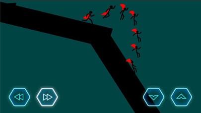 Stickman Platformer Legend Pro screenshot #1