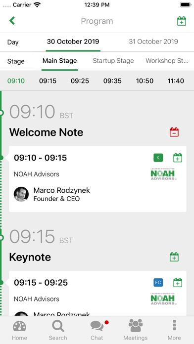 NOAH Connect screenshot four