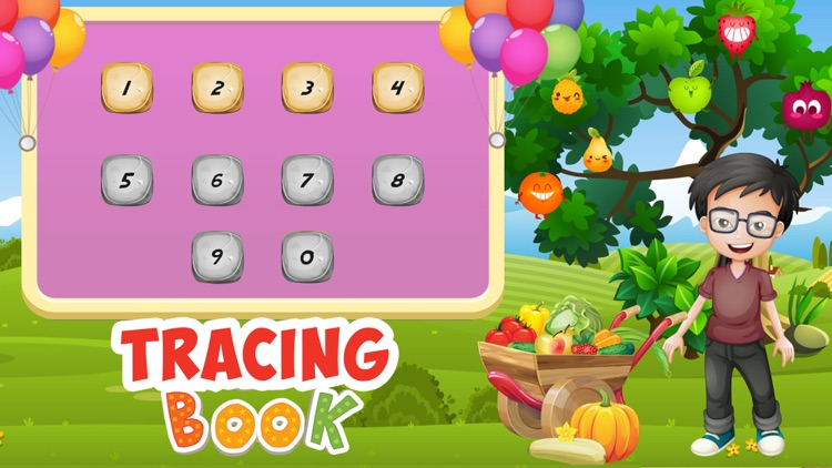 Trace ABC Letter Learning Book screenshot-5