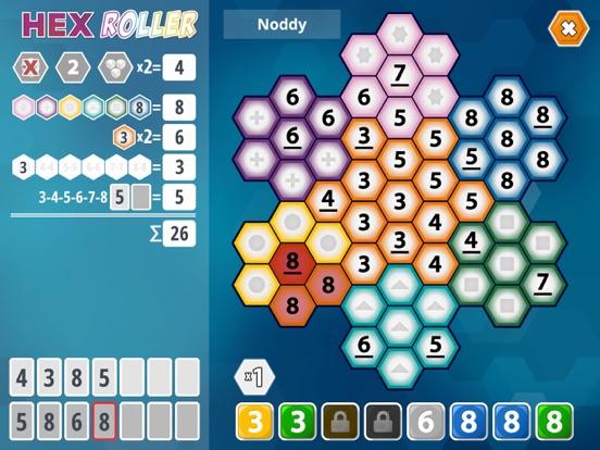 HexRoller screenshot 1