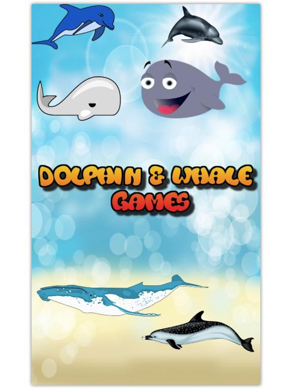 Морской мир: дети дельфин игры на iPad