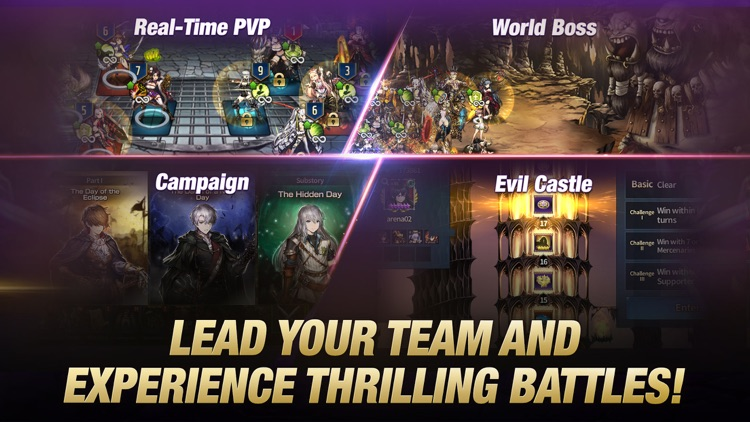 Brown Dust - Strategy RPG screenshot-5