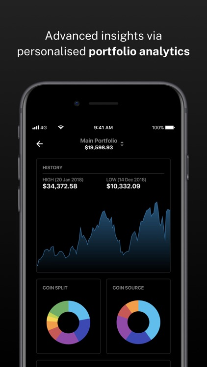 Delta Bitcoin & Crypto Tracker screenshot-8