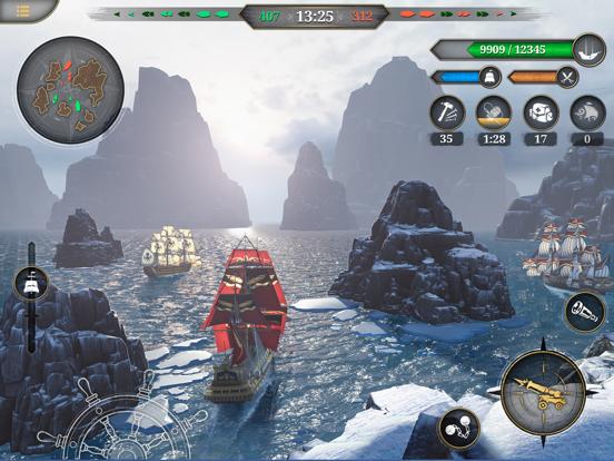King of Sails: Ship Battle screenshot 9