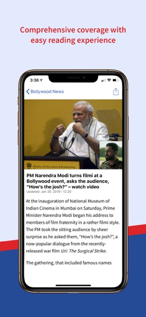 TimesNow - English, Hindi News on the App Store