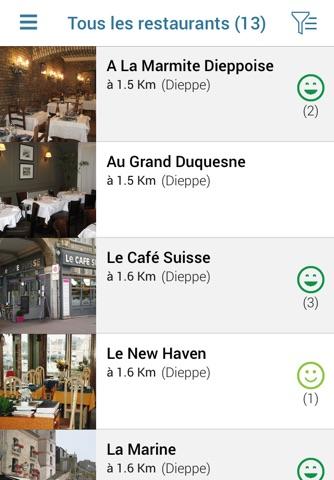 Dieppe Tour - náhled