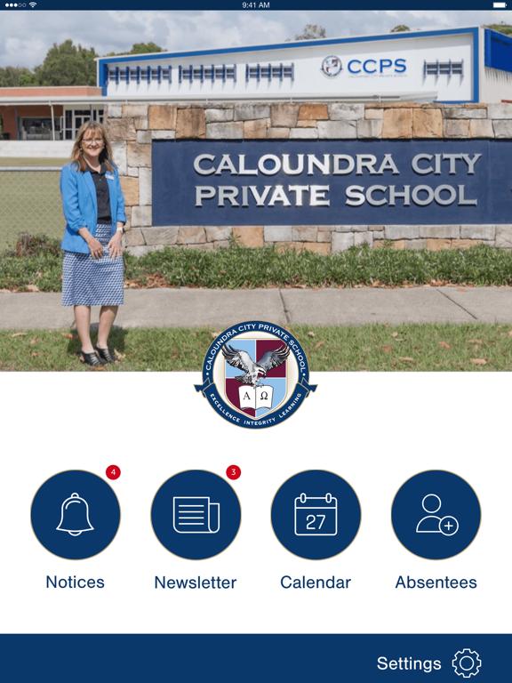 Caloundra City Private School screenshot 5