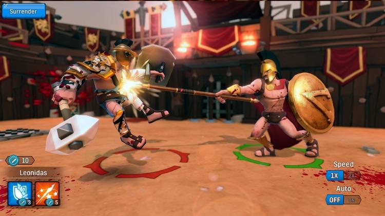 Gladiator Heroes screenshot-3