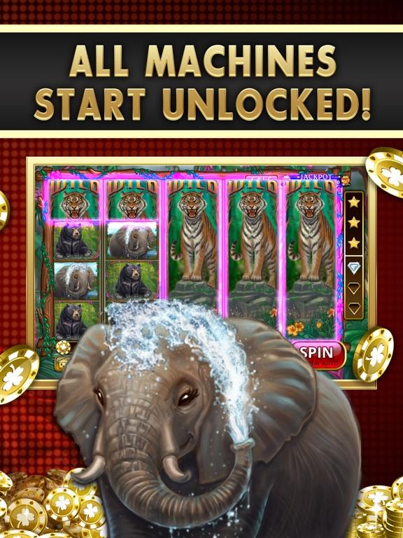 Игра Vegas Rush Slot Machine Games!