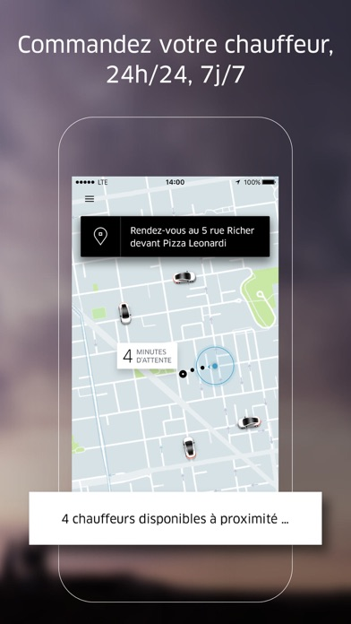Uber pour Android