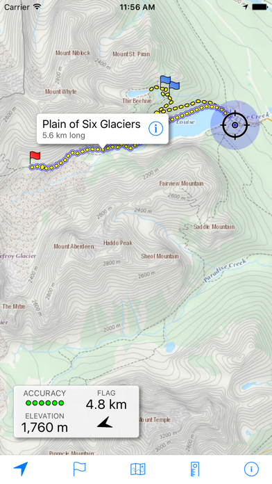 Top 10 Apps like Topo Maps US in 2019 for iPhone & iPad
