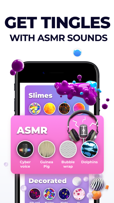TeasEar - ASMR Slime Simulator Screenshot