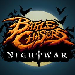 Ícone do app Battle Chasers: Nightwar