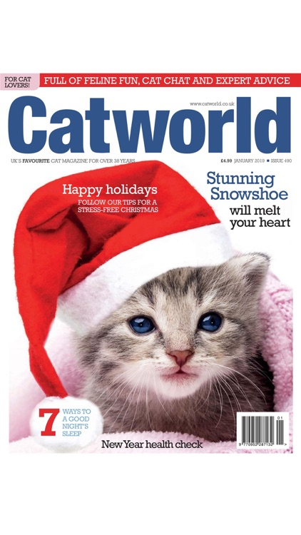 Catworld Magazine screenshot-5