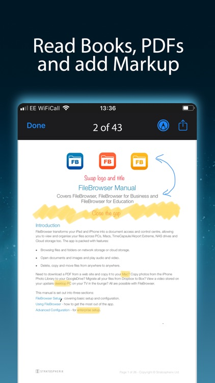 FileBrowser - Document Manager screenshot-5