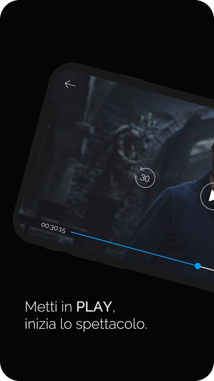 Infinity e Premium su Infinity screenshot-4