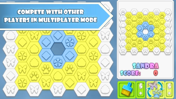 Fitz: Match 3 Puzzle Game screenshot-2