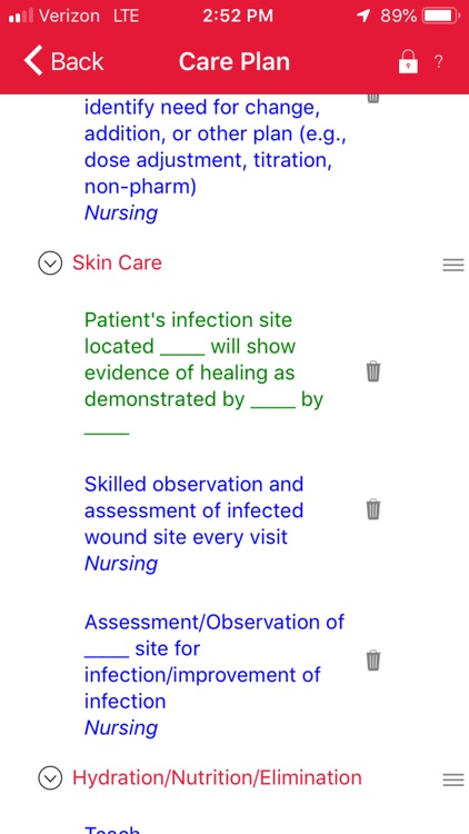 Red Book Hospice Care Planning screenshot-3