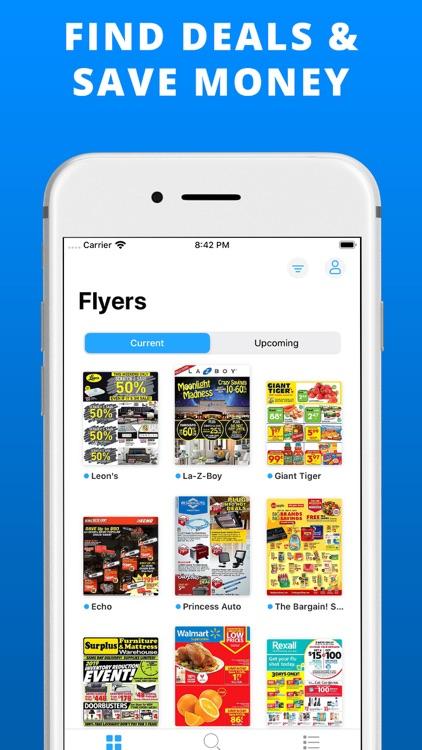 reebee: Save Money with Flyers screenshot-9
