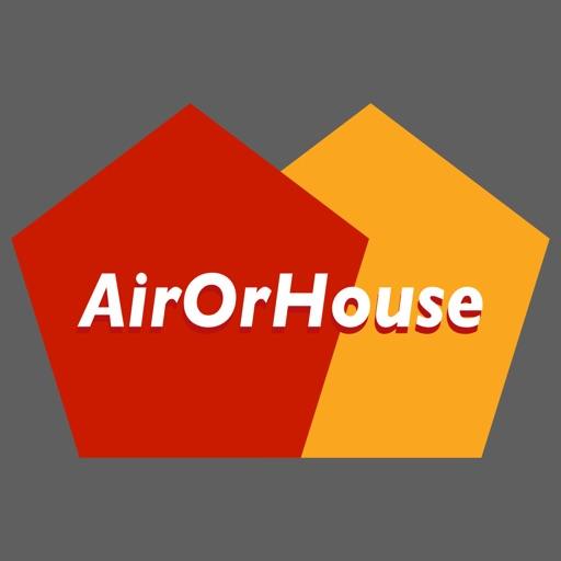 AirOrHouse iOS App