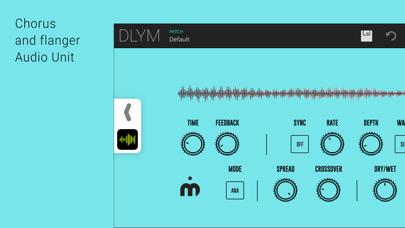 DLYM - Delay Modulator