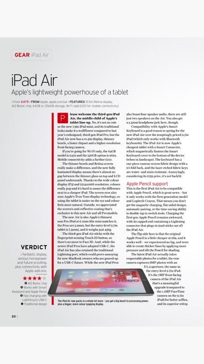 iPad User: the companion iPad magazine for all models screenshot-6