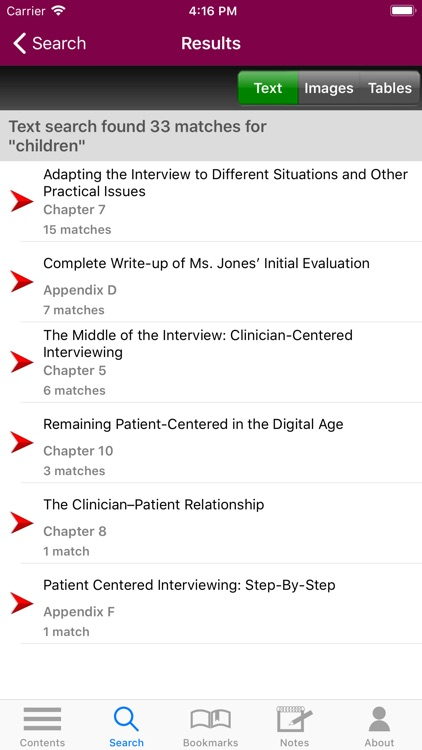 Smith's Patient Interview, 4/E screenshot-6